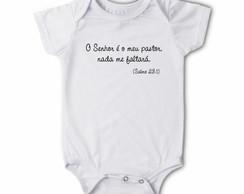 Body/camiseta Frases - Senhor meu Pastor