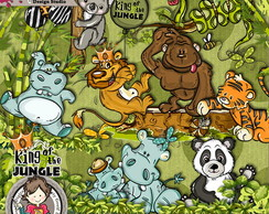 Jungle Animals (Tema Safari)