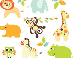 Kit Safari Baby - 331256