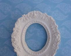 moldura sem espelho branca