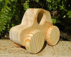 Carrinho em madeira - modelo 1