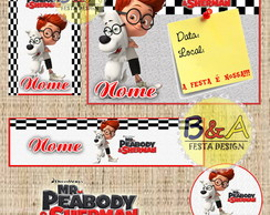 KIT DIGITAL MR. PEABODY & SHERMAN