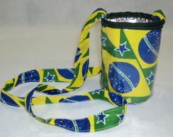 Porta lata t�rmico personalizado
