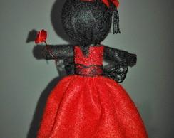 Boneca Pomba Gira - Lembran�as Especiais