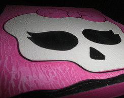Caixa MDF Monster High