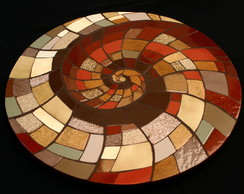 Prato Girat�rio Fibonacci
