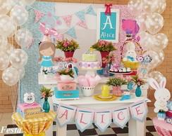 Festa Alice (Projeto Entregue)