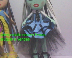 Bonecas de E.V.A. Monster High