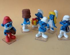 Topinho de bolo, Os Smurfs