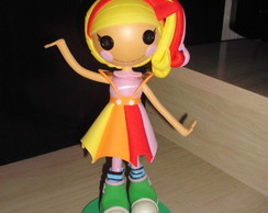 Lalaloopsy April