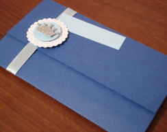 Convite personalizado Pr�ncipe Plus