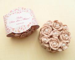 Sabonete Artesanal Provence Rosas