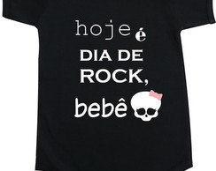 Dia De Rock Beb� Mod02 - Body De Rock