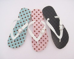 Havaianas customizadas - Top