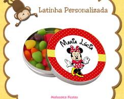 Latinha Minnie