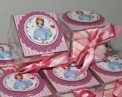 Caixa Acr�lica Princesa Sofia