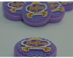 Latinha Mint To Be Pl�stica 5x1 Princesa