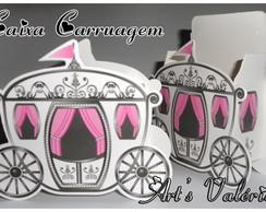 Caixinha Carruagem da Princesa