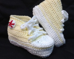 T�nis All Star Baby Amarelo