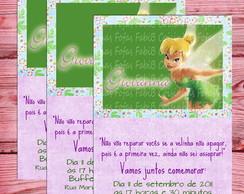 Convite Sininho