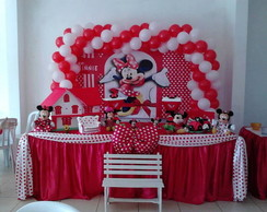 Kit 2 decora��es completas