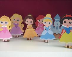 Princesas Display - FRETE GR�TIS