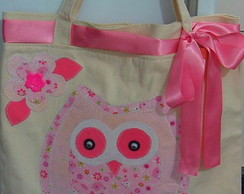 Ecobag Com Patch Aplique
