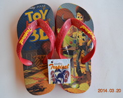 Sand�lia Tropical infantil Toy Story