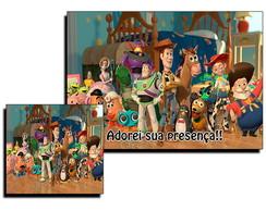 Jogo Americano - Toy Story