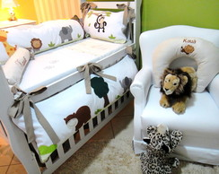 Kit Ber�o Safari 7 Pe�as