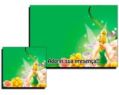 Jogo Americano - Tinkerbell
