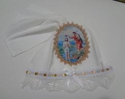 Toalha Lavabo Batismo 2