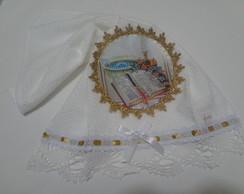 Toalha Lavabo Batismo 3