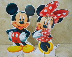 Display Impress�o Digital Mickey Minnie