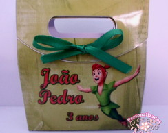 Bolsinha Peter Pan