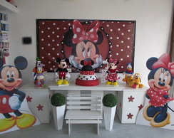 Decora��o Minnie proven�al zona norte SP