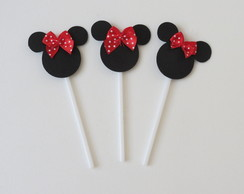 Toppers da Minnie ou Mickey