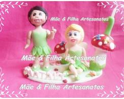 Topo Sininho_ personalizado N�taly