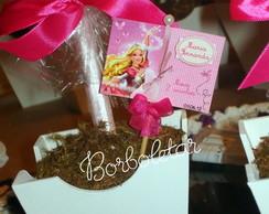 Topi�ria de Marshmallow da Barbie