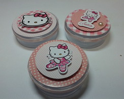Latinhas Personalizadas Hello Kitty