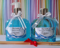 Kit Glamour 300ml - AQUA BLUE