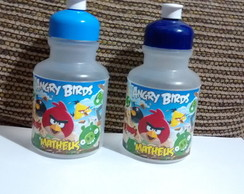 R�tulo Para Squeeze - Angry Birds