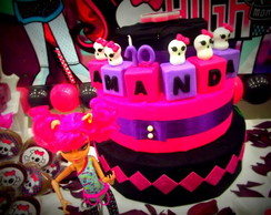 Topo Monster high