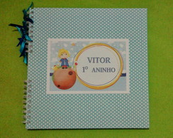 Caderno Assinaturas Festas Infantis