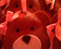 Chaveiro ursa