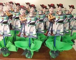 Toy Story Centro de mesa com 20 pe�as