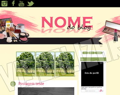 Layout Para Blog Pronto