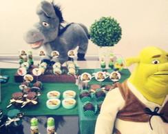 Decora��o De Festa Infantil Shrek 2