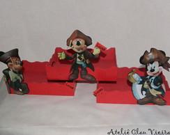 Bandejas Personalizadas Mickey Pirata