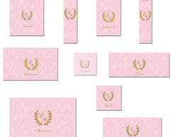 Kit Toillet Com Envelopes E R�tulos